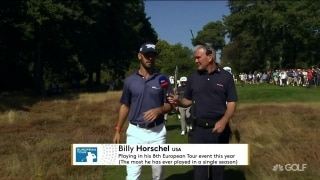 Horschel: Wentworth is 'better than I could have imagined'