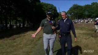 Rahm's 'confident in every part of his game' at Wentworth