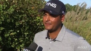 Munoz (63) fed off pairing with his friend Ortiz