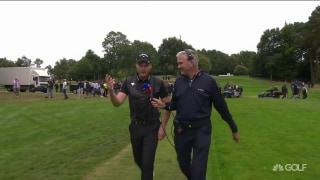 Willett's 'special week' in front of home crowd at Wentworth