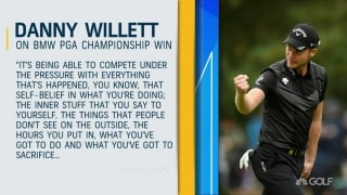 Willett: 'Getting into contention is a lot harder than winning'