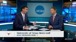 NCAA men: Despite slow start, Texas still team to beat