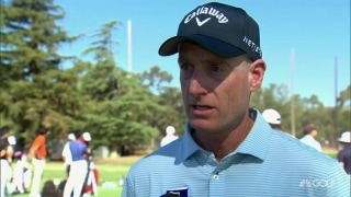 Furyk and Co. see fall events differently