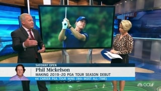 Isenhour: When Mickelson gets focused and motivated, 'look out'