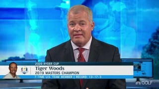 Isenhour: 'Tiger will need a captain's pick' for 2020 Ryder Cup
