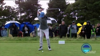 Breaking it down: Justin Timberlake's golf swing
