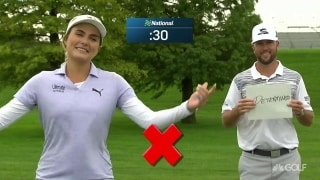 Lexi or caddie: Who's really in control?