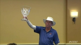 Highlights: Borden wins GC AM Tour Senior National Championship
