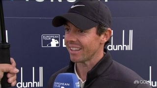 McIlroy (66): 'Need to make a few more putts fall on the weekend'