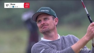 Highlights: Rose, Timberlake jelling well at Alfred Dunhill Links