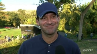 Romo: Too many missed fairways and three-putts, but 'signs of life'