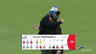 Highlights: Fleetwood, Phipps edge out Team McIlroy