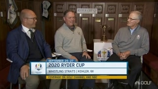 One year away: Richerson, Kinnings preview 2020 Ryder Cup