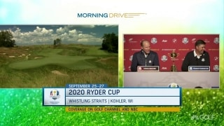 Stricker on Whistling Straits course setup: 'No real tricks'