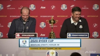 Stricker: Tiger, Phil 'capable of making the team'
