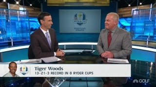 Isenhour: Chances that Tiger, Phil play Ryder Cup? 'Not very good'