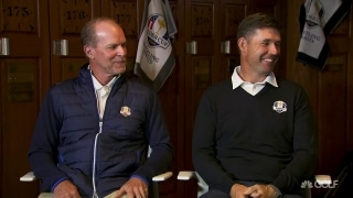 Rolfing talks Ryder Cup with 2020 captains