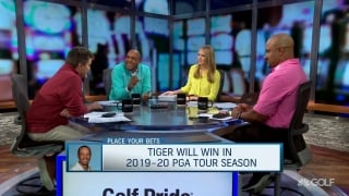 Place your bets: Tiger will win a Tour event this season