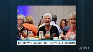 Happy 80th Birthday, Kathy Whitworth!