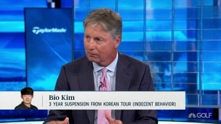 Chamblee: Kim's ban about far more than 'one little, slightly offensive gesture'