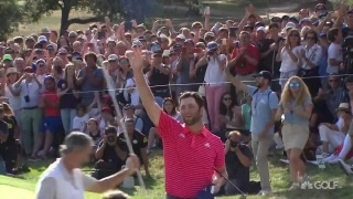 Highlights: Rahm (66) successfully defends at Spanish Open