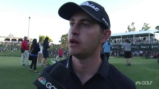 Cantlay on playoff loss: 'All in all, I'm playing really well'