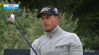 How will Stenson adjust to new 3-wood?