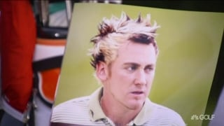 Rose and Poulter rib each other with old (bad) pictures