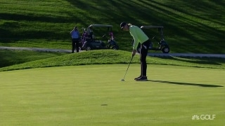 McGill drains putt for record-tying 66 in French Lick
