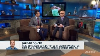 Rosaforte: Will be an important and telling year for Spieth