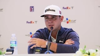 Woodland looks to prove he deserves a Presidents Cup pick