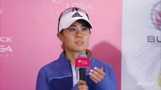 Kang more mentally ready to defend at Buick LPGA Shanghai