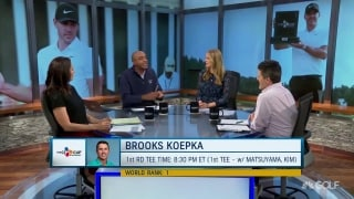 Hack: Koepka 'is the closest thing to Tiger Woods'