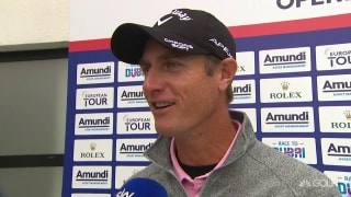 Colsaerts (67) likes his start at Le Golf National