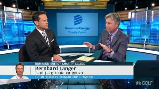 Chamblee: Langer 'has stretched the possibilities' of competition in his 60s