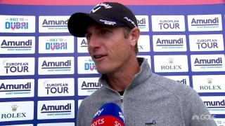Colsaerts (67) finishes Saturday with three-shot lead at French Open