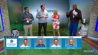 Pick'em: Who will win Monday at Dominion Energy Charity Classic?