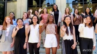 Future leaders: KPMG inspiring young women to reach their dreams
