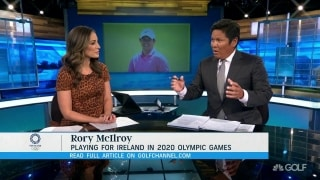 Begay: McIlroy can unify golf in Ireland with Olympic team choice