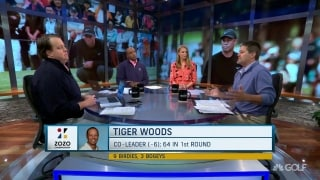 Weather factor: How will Tiger play in Round 2 at Zozo Championship?