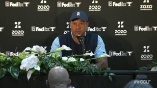 Tiger: 'It would be an honor to represent my country in the Olympic Games'