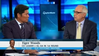 Begay: There will be 'mutiny' on team if Tiger doesn't pick himself
