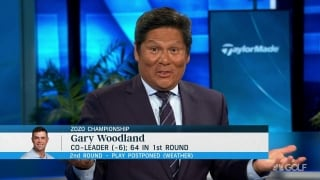 Begay: Woodland has 'classic major-championship hangover'