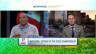 Should we expect to see Tiger in the 2020 Tokyo Olympics?