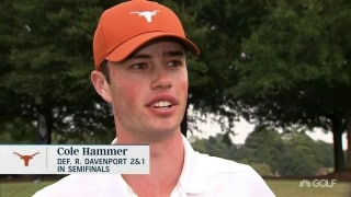 Hammer on Texas Longhorns: 'We haven't been at full strength'