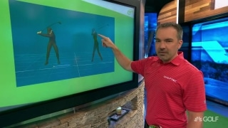 GOLFTEC: Too quick from top of swing? Maybe not!
