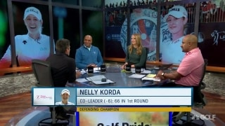 Korda sisters: Why their sibling rivalry is good for the LPGA