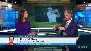 Chamblee: 'Field in danger' when Rory starts hot