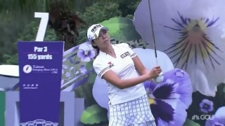 Highlights: M.J. Hur leads in Taiwan; N. Korda one back