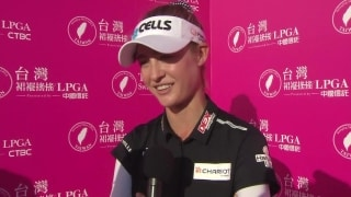 N. Korda (65) 'in the zone' with 3-shot lead in Taiwan